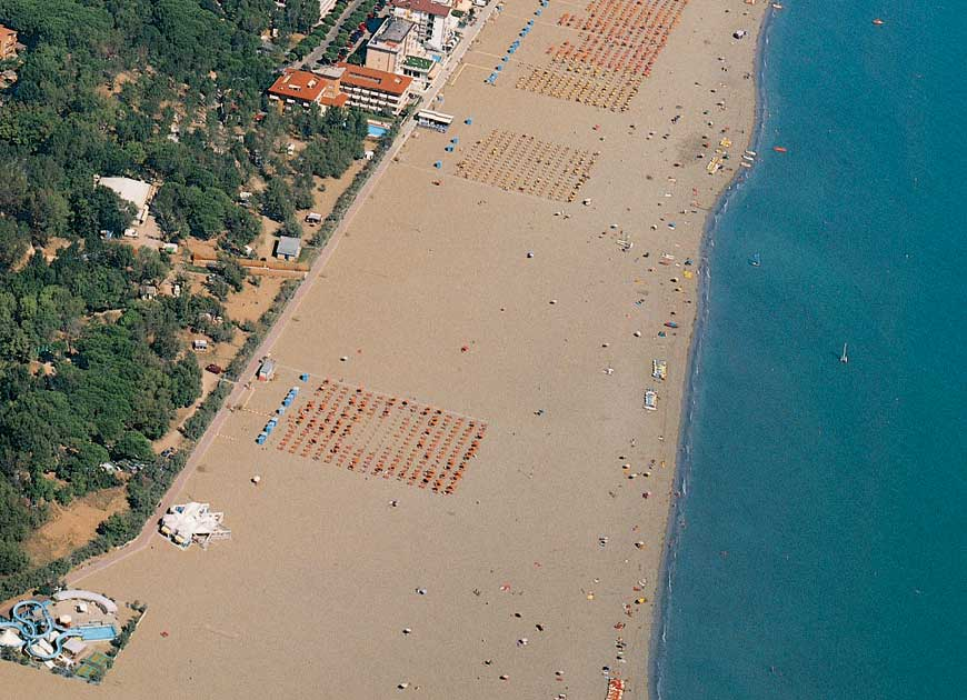 Camping Caorle, Venice Italy
